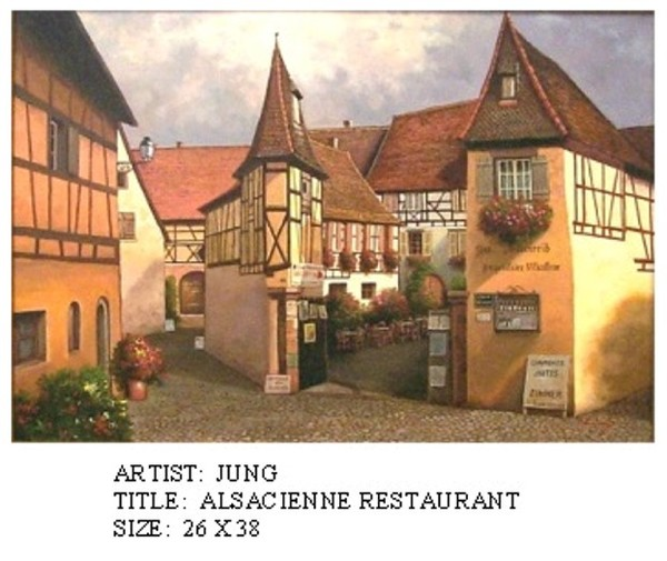 B. Jung - Alsacienne Restaurant border=