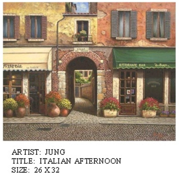 B. Jung - Italian Afternoon border=