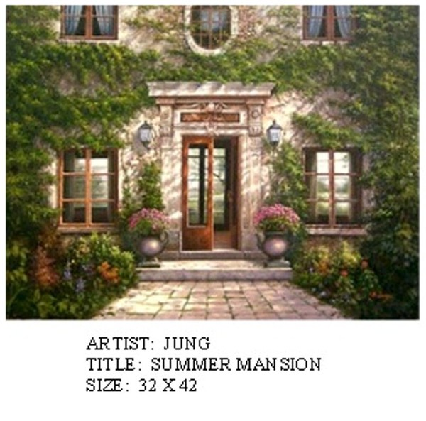B. Jung - Summer Mansion border=