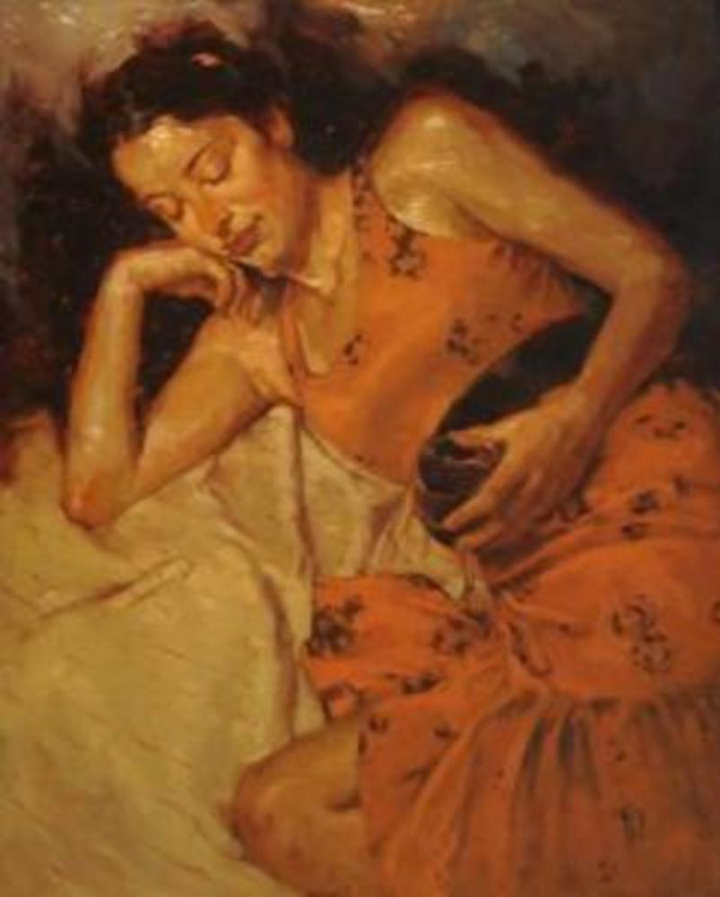 Joseph Lorusso - Some Time for Herself border=