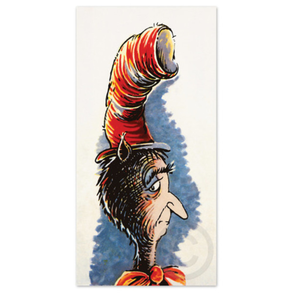 Seuss - The Cat Behind The Hat border=