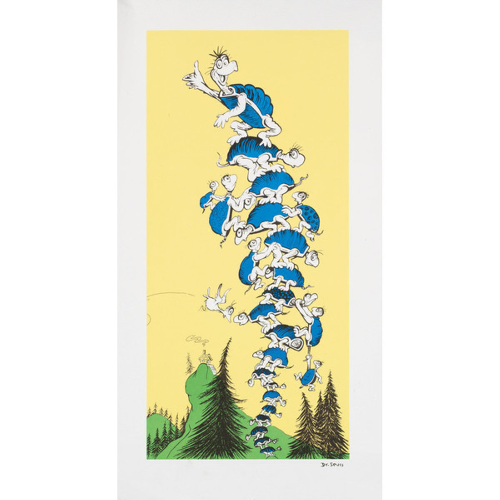 Seuss - Turtle Tower border=
