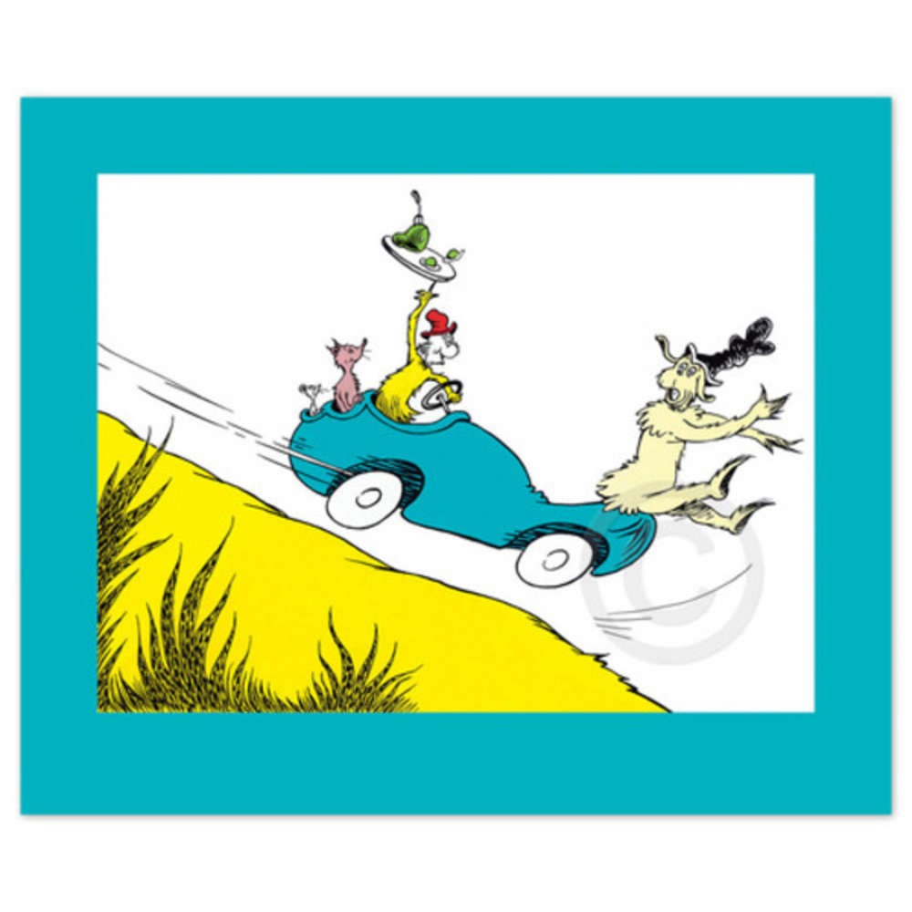 Seuss - Would You? Could You? In A Car? border=