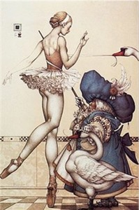 Title: Ballet Mistress , Medium: lithograph