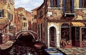 Shvaiko - Autumn In Venice (canvas)