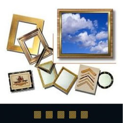 Our framers will assist you in designing a unique combination for your art, photos, paintings, and just about anything you would like to hang on your walls.